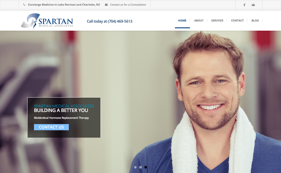 spartan-medical-associates-website