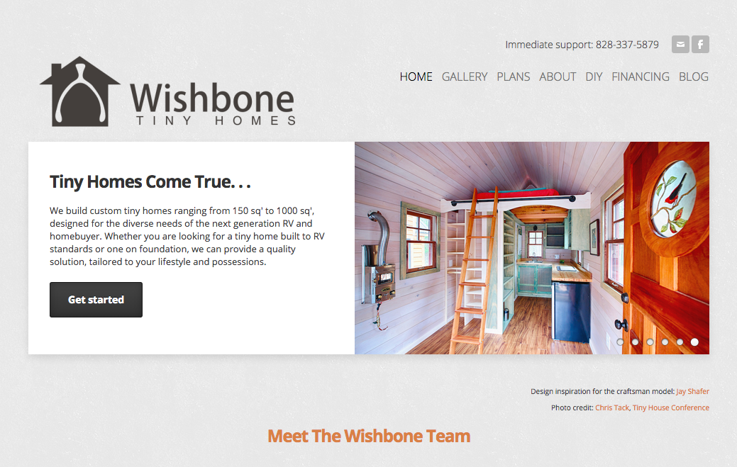 wishbone-tiny-homes-website